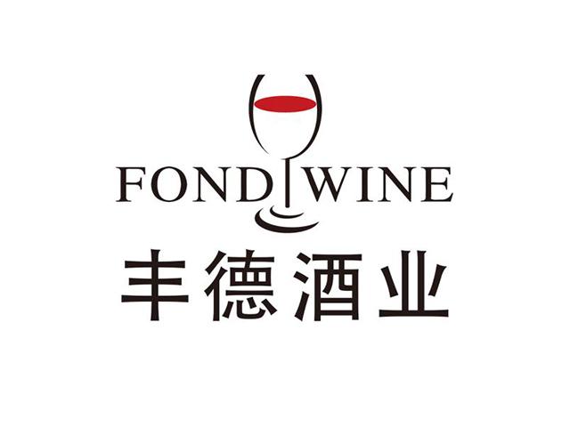丰德酒业商标注册标志logo设计
