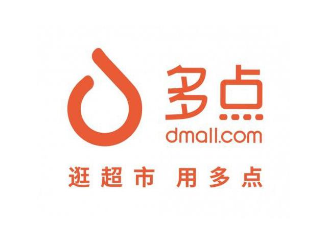 多点dmall.com商标注册标志logo设计