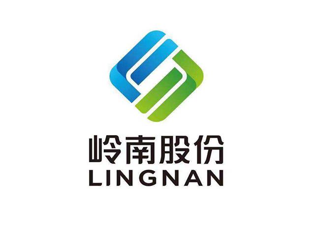 岭南生态文旅股份商标注册标志logo设计
