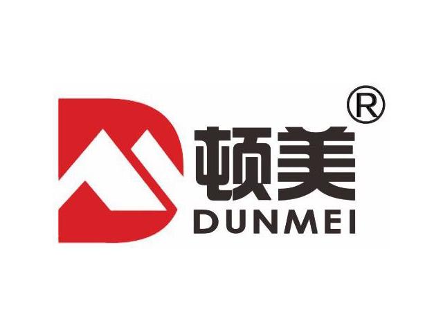 上海顿美dunmei商标注册标志logo设计