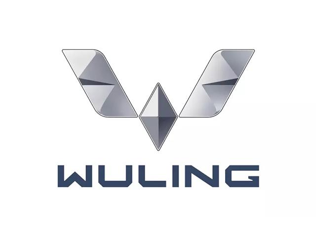 五菱汽车银色新LOGO标志设计