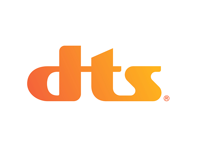 数字影院系统DTS新标志logo
