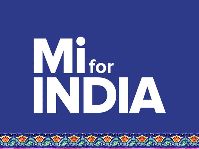 小米印度miforindia品牌标志logo
