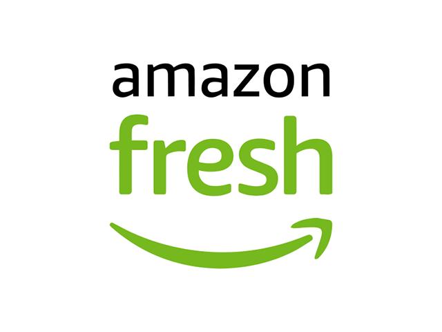 AMAZON fresh亚马逊生鲜服务新品牌标志logo